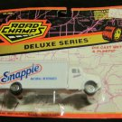 Snapple truck by Road Champs Deluxe Series diecast metal & plastic 5900 on card