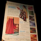 Stitch in Time brochure on AFGHANS 1960 by Coats