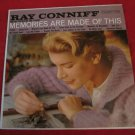 Memories are Made of This~Ray Conniff & his Orchestra & chorus~vinyl record LP