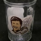 STERLING MARLIN--BAMA jelly--Champion Driver Series Glass~FREE US SHIPPING
