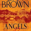 Angels and Demons by Dan Brown~Paperback book~FREE US SHIPPING