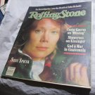 Sissy Spacek John Belushi Keith Richards Tom Brokaw Rolling Stone May 13 1982