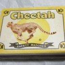 Cheetah Safety Matches~UGANDA Africa~Deep Heat Rub Spray & Bath Tonic~Kisumu