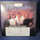 ABBA The Singles The First Ten Years record vinyl LP double gatefold album PROMO