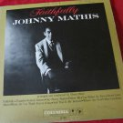 Faithfully by Johnny Mathis LP/vinyl/record~FREE US SHIP