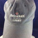 Heineken Premium Light Beer US Open 2006 Tennis Baseball Cap Hat