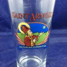 St. Saint Arnold Beer Pint Glass Houston Texas Craft Brew