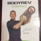 Bodyrev Essentials DVD Alden Mills Exercise Muscle Toning Fat Burning