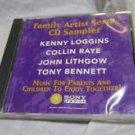 CD Sampler featuring Kenny Loggins~Collin Raye~John Lithgow~Tony Bennett