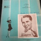 Why Don't You Fall in Love with Me? sheet music featured by Hal McIntyre