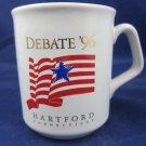 1996 Presidential Debate '96 Hartford CT President Clinton vs. Dole