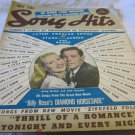 Song Hits magazine May 1945~Betty Grable & Dick Haymes on cover~Ziegfeld Follies
