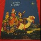 mid-century Christmas Carols book by Lumbermens Mutual Insurance Winthrop MA