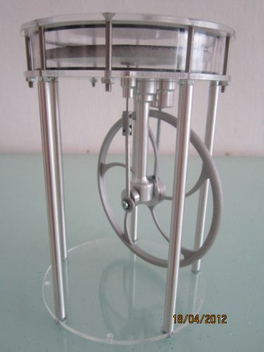 Stirlingmotor ~ Solar Low Temperature Stirling Engine Educational Toy(FREE SHIPPING)