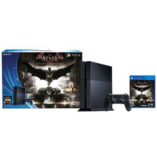 Sony PlayStation 4 Batman: Arkham Knight Standard Edition Bundle (Black)