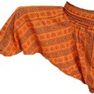 "INDIAN""OM"" ALI BABA HAREM YOGA WOMEN HAREM PANTS TROUSER BAGGY BOHO HIPPIE GYPSY"