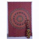 Indian Elephant&Camel Mandala Boho Bedspread Table cover Wall Hanging Tapestry