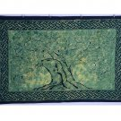 Indian Beautiful Tree Of LifeTwin Bedspread Wall Hanging Home Decor Tapestry