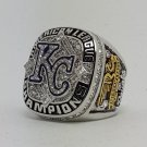 2014 2015 Kansas City Royals MLB championship ring AL American League baseball size 9-14 Back Solid