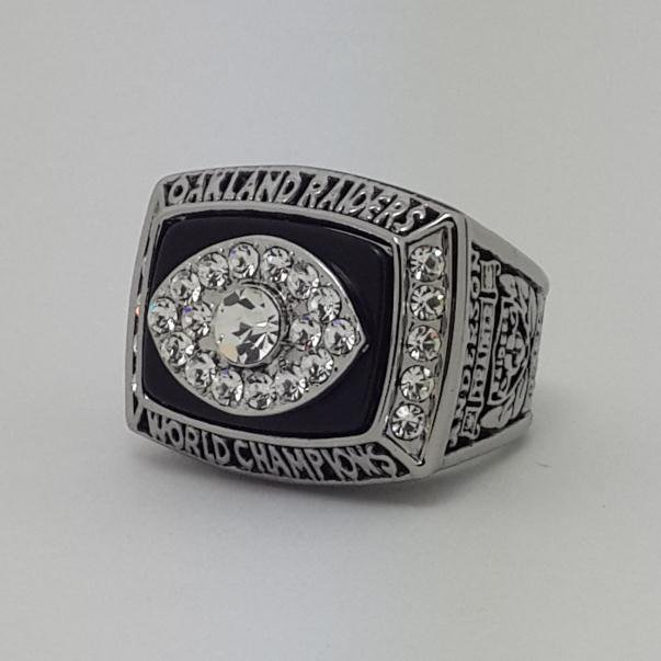 1976 Oakland Raiders XI Super bowl championship ring size 10