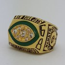 1968 New York Jets III Super bowl championship ring NAMATH size 11 Back Solid
