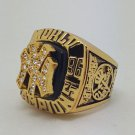New York Yankees 1996 world series championship ring JETER baseball size 11 Back Solid