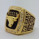 Chicago Bulls 1991 JORDAN Dynasty Basketball championship ring NBA size 10 Nice Gift