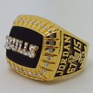 Chicago Bulls 1992 JORDAN Dynasty Basketball championship ring NBA size 10 Nice Gift