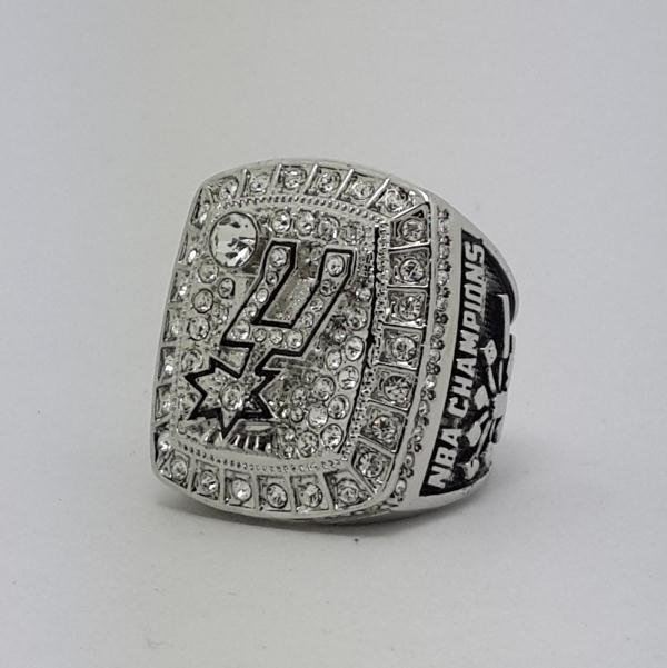 San Antonio Spurs 2014 Duncan Dynasty Basketball championship ring NBA size 10 Nice Gift