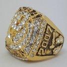 San Antonio Spurs 2007 Duncan Dynasty Basketball championship ring NBA size 10 Nice Gift