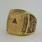 Los Angeles Lakers 2002 Basketball Kobe Bryant Dynasty championship ring NBA size 10 Nice Gift