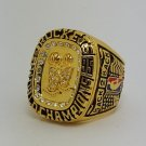 Houston Rockets 1995 Basketball championship ring NBA size 10 Nice Gift