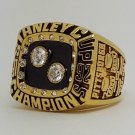 Pittsburgh Penguins 1992 Stanley Cup championship ring LEMIEUX size 9-14 US Back Solid