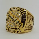 New York Rangers 1994 Stanley Cup championship ring MESSIER size 9-13 US Back Solid