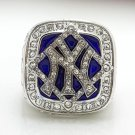 2009 New York Yankees World Series Championship ring JETER Size 8 9 10 11 12 13 14 Back Solid