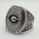 Custom Name & Number for 2018 Georgia Bulldogs Rose Bowl Championship Ring Size 8 9 10 11 12 13 14