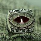 2003 Ohio State Buckeyes BCS National Championship ring Size 8 9 10 11 12 13 14