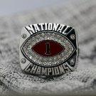 2013 Florida State Seminoles BCS National Championship ring Size 8 9 10 11 12 13 14