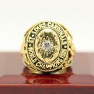 1926 St. Louis Cardinals World Series Championship ring Size 11 Back Solid
