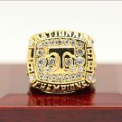 1998 Tennessee Volunteers National Championship ring Size 11 US Back Solid