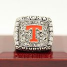2008 Tennessee Volunteers National Championship ring Size 11 US Back Solid