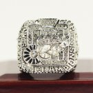 2008 Detroit Red Wings Stanley Cup Championship ring Size 11 Back Solid