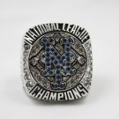 2015 New York Mets National League Championship ring Size 11 Back Solid