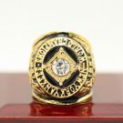New York Yankees 1951 World Series Championship ring Size 11 Back Solid