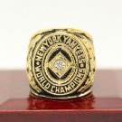New York Yankees 1936 World Series Championship ring Size 11 Back Solid