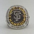 Custom Name for 2010 San Francisco Giants World Series Championship ring Size 8 9 10 11 12 13 14
