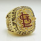 Custom Name for 2006 St Louis Cardinals World Series Championship ring Size 8 9 10 11 12 13 14