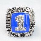 1993 North Carolina Tar Heels Basketball National Championship ring Size 11 US Back Solid