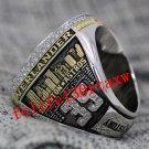 Justin Verlander 2017 Houston Astros World Series Championship ring size 8 9 10 11 12 13 14