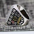 Custom Name for 2018 Alabama Crimson Tide National Championship ring Size 8 9 10 11 12 13 14